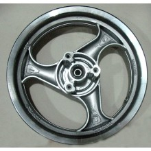 Диск титановый передний для  дисковых тормозов. размер 12*2.5
