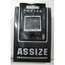 велоспидометр ASSIZE AS100 ,11 функций , Тайвань