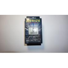 Велоспидометр ASSIZE  AS-200 ,11 функций  , Тайвань