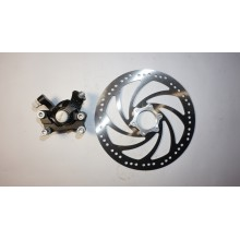 Дисковые тормоза, SHUNFENG ,комплект ,диаметр 180