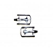 Педаль алюминиевая , FPD, модель 991, размер 9/16 , серебро , Тайвань