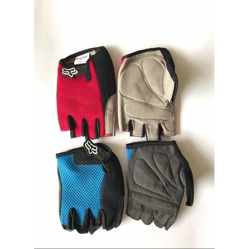 Перчатки FOX, без пальцев , размер S ,L ,M