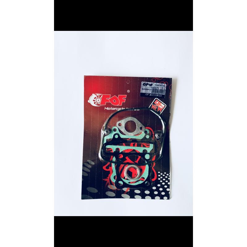 Прокладка под цилиндр GY6-150  куб