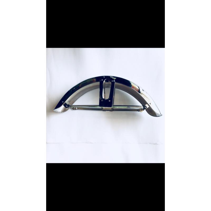 Крыло передние DELTA/ALPHA , хром