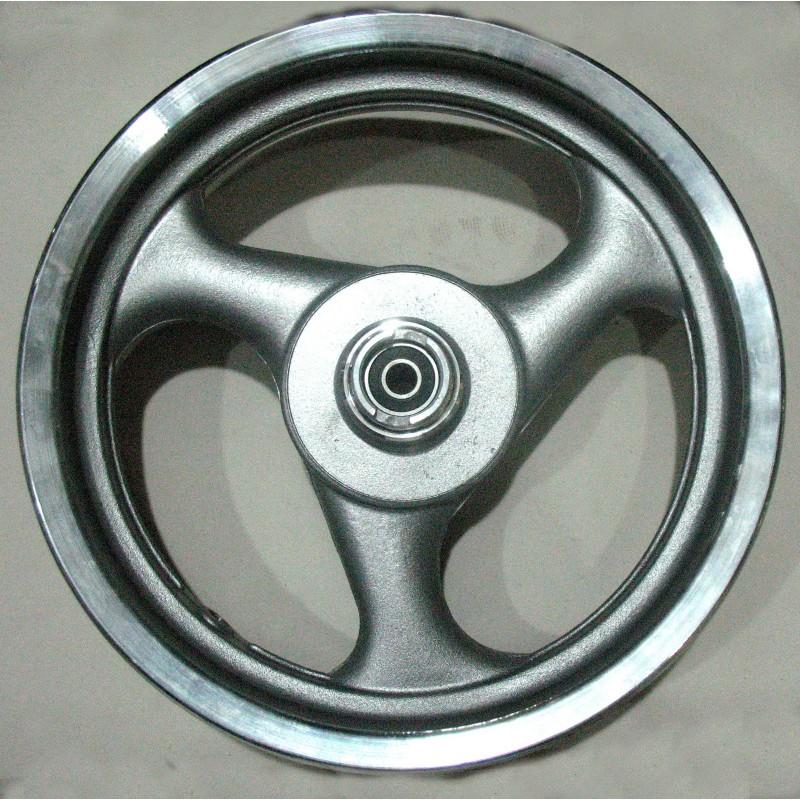 Диск титановый задний. барабан. для скутера. размер 12*2.5  зуб-19