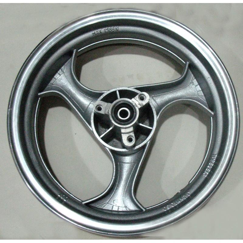 Диск титановый передний. скутер. для  дисковых тормозов. размер 3.50*13