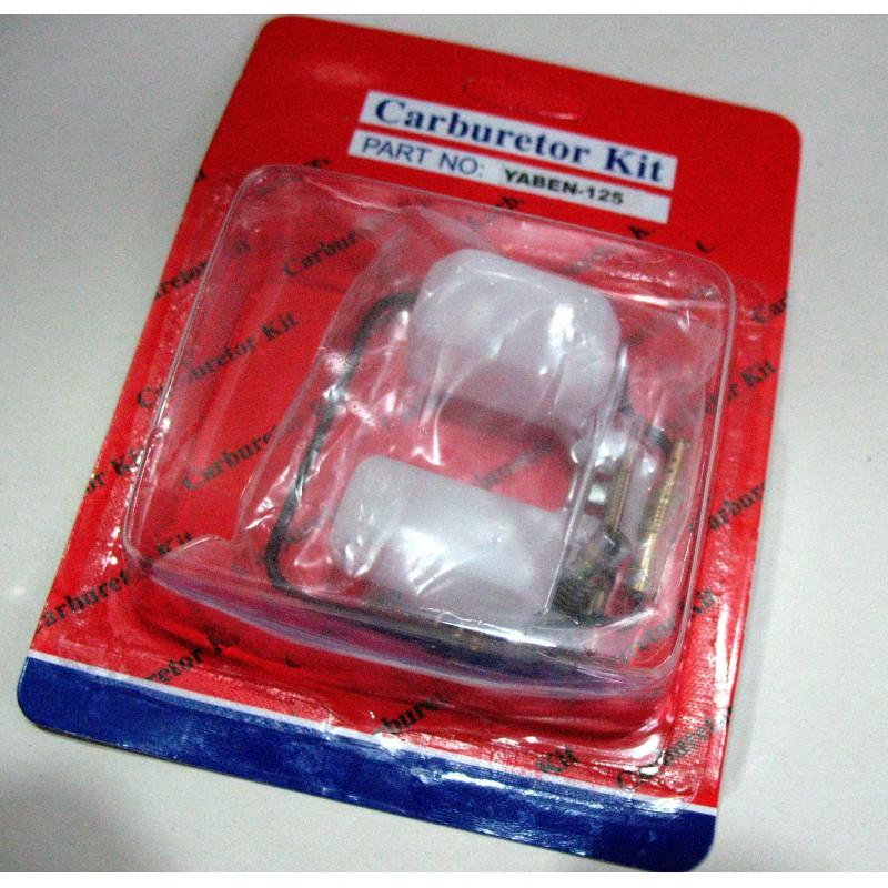 Ремкомплект карбюратора GY6-125/150 кубов