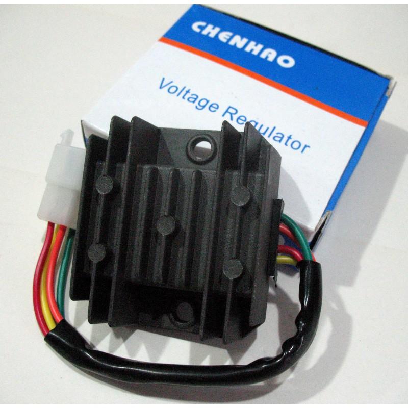 Реле тока  GY6-125/150  кубов , 4 провода
