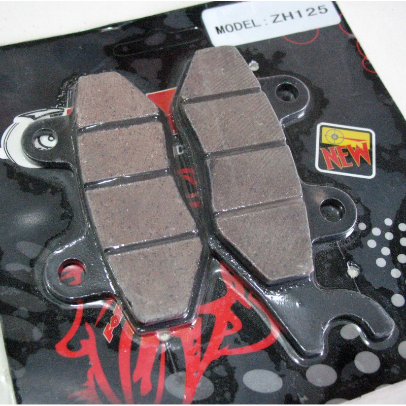 Колодка  для дисковых тормозов , ZH 125