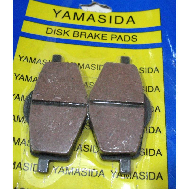 Колодка для дисковых тормозов , DT 125