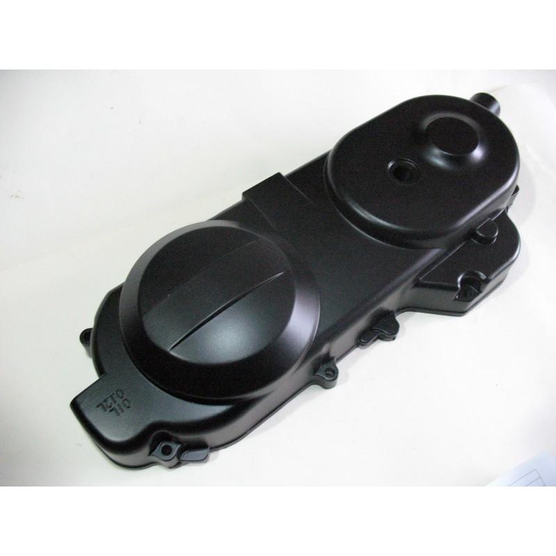 """Крышка вариатора 10"""" GY6-50 /80 кубов , цвет: черный"""