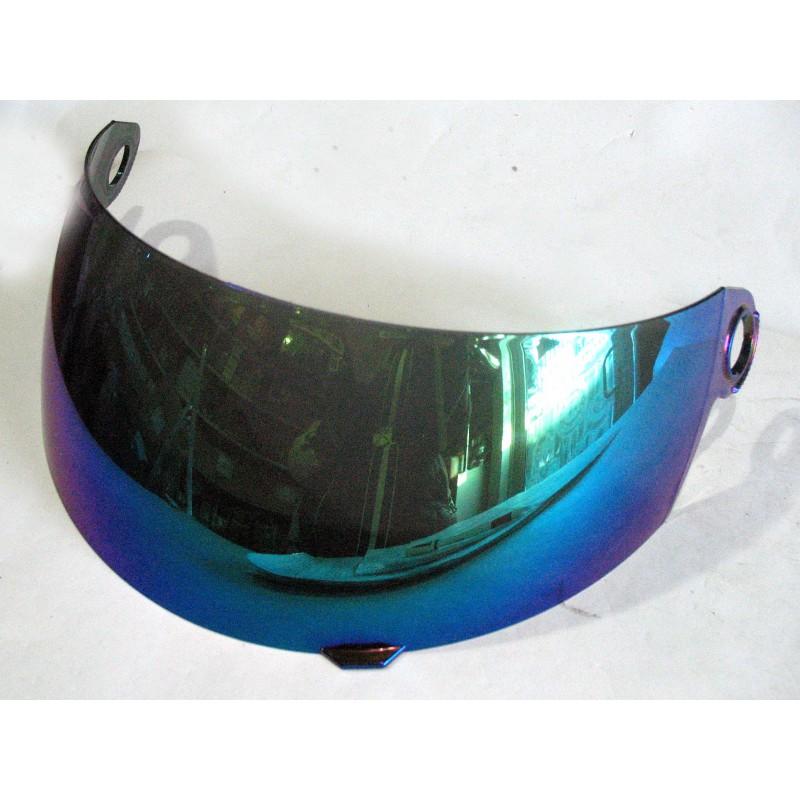 Стекло  закрытого шлема тонированное