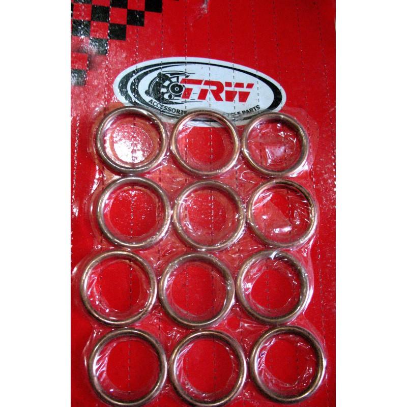 Колечки для глушителя GY6-50/80  упакока
