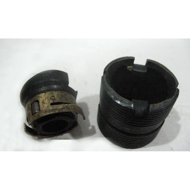 Тормозной барабан с сепаратором