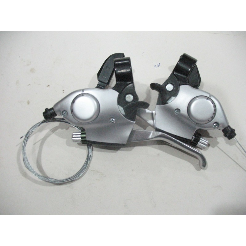 Переключатель скоростей ( моноблок) комплект, модель 02, 7R/3