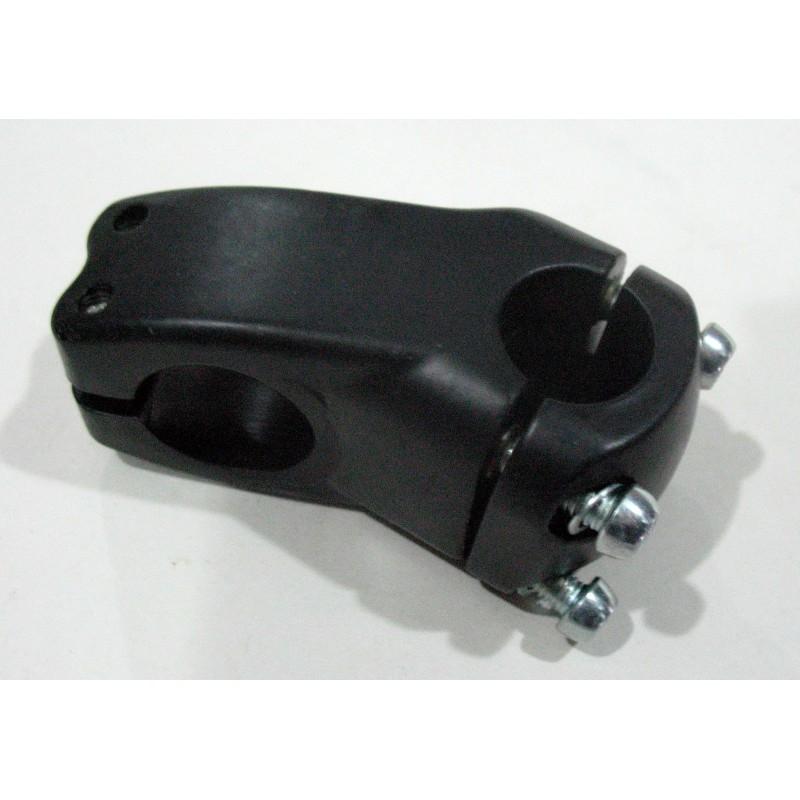 Вынос алюминиевый для руля, длина 40 мм ,черный , BMX