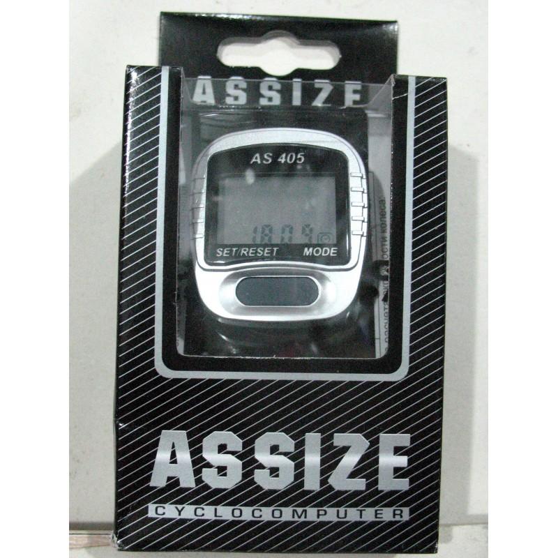 Велоспидометр ASSIZE AS405 ,11 функций ,Тайвань