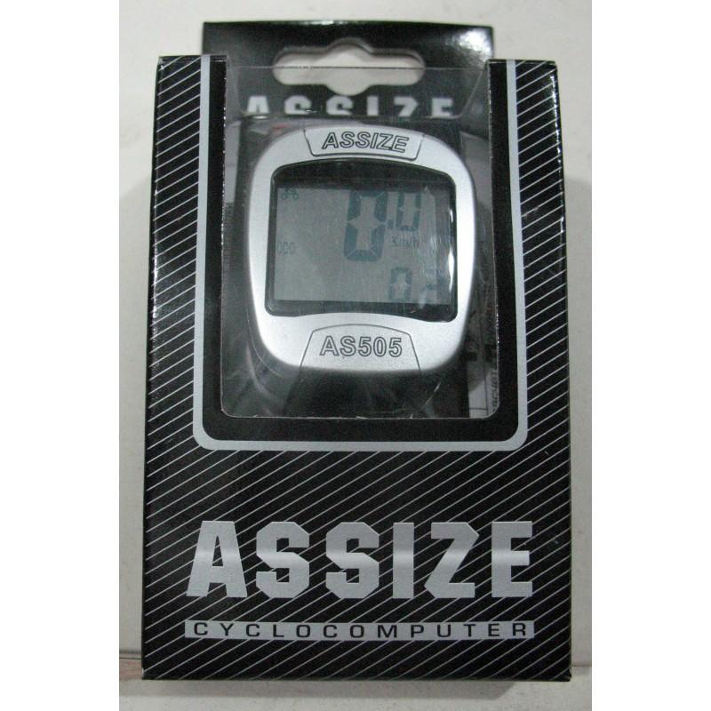 Велоспидометр ASSIZE AS505 ,11 функций ,Тайвань