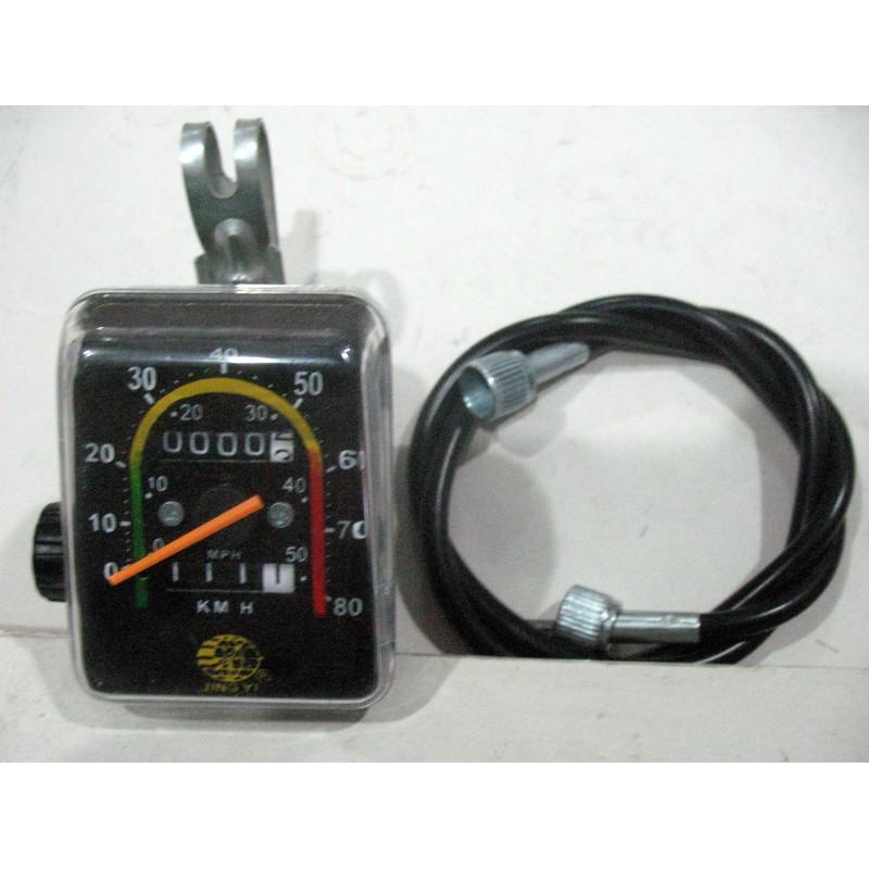 Велоспидометр механический , модель 092  , 2 функции