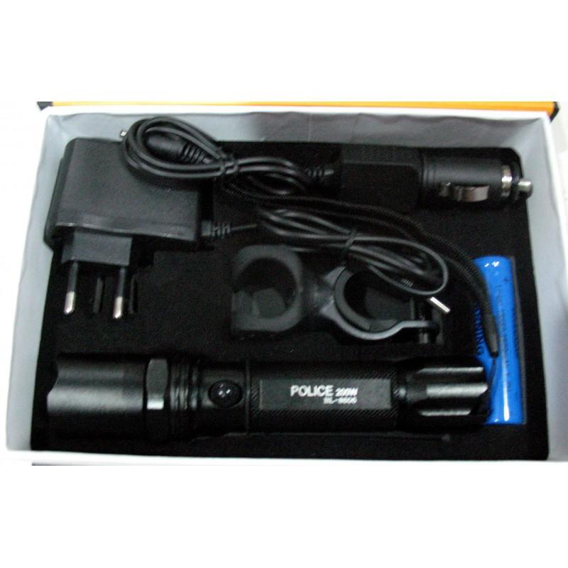 Фара с зарядным устройством 8606 500W