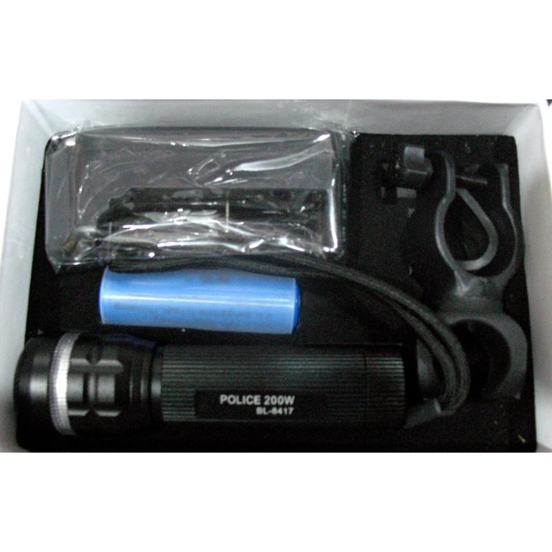 Фара с зарядным устройством 8417 300W