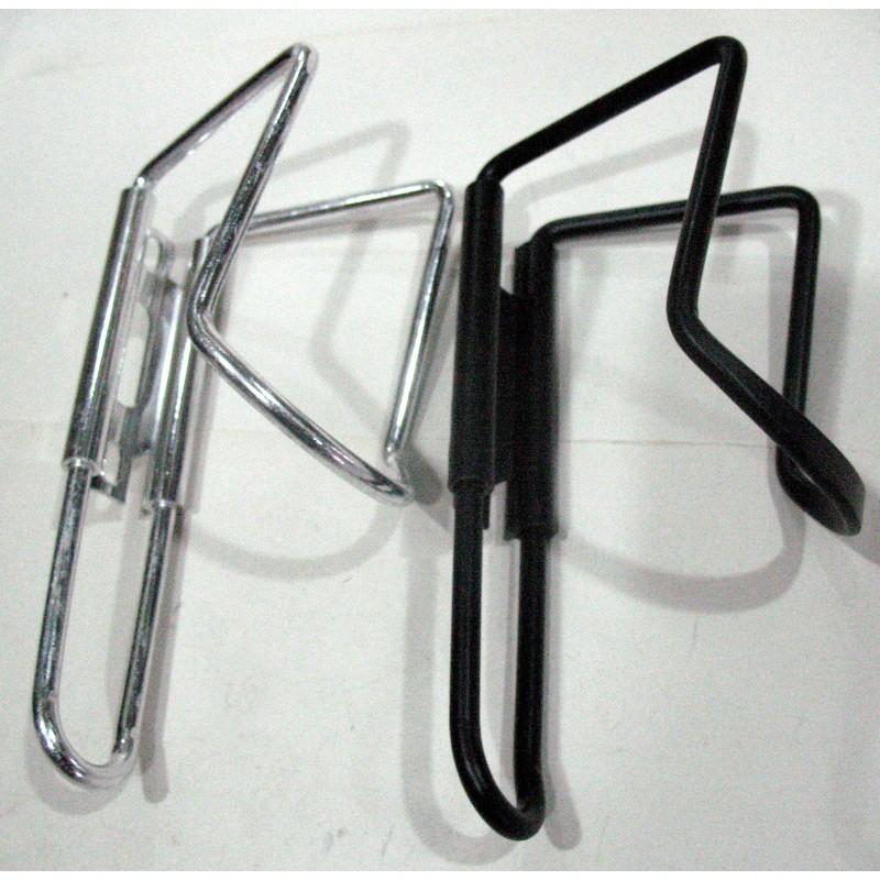 Крепление для фляги алюминиевое, цвет: черный, белый