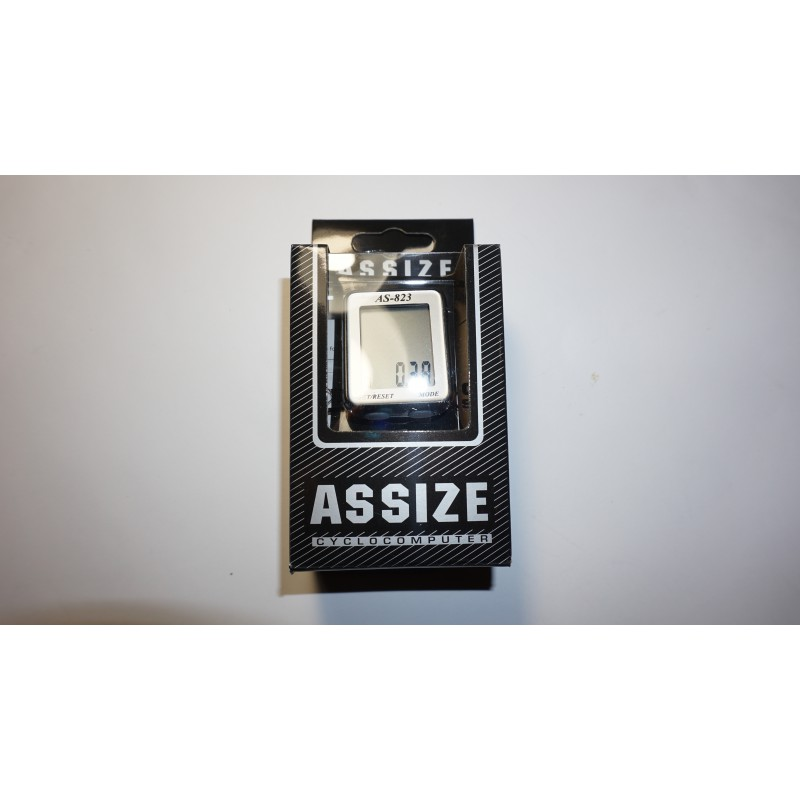Велоспидометр ASSIZE  AS-823 ,11 функций , Тайвань