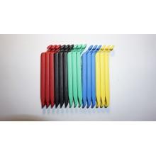 Бортировка пластиковая BIKE HAND , в разных цветах , модель 311 , набор 3 штука , Тайвань