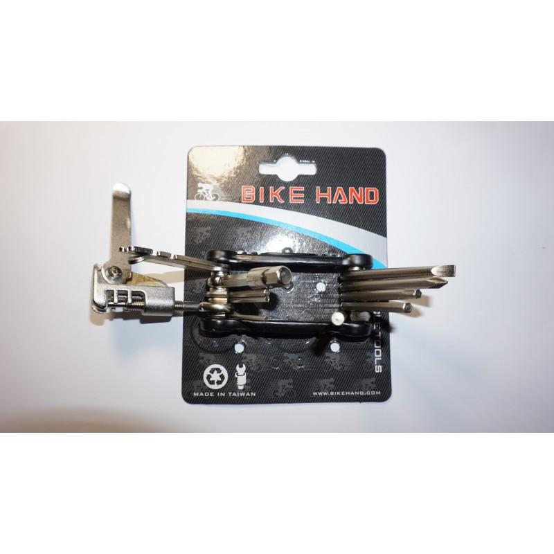 Набор ключей (выжим цепи, шестигр) , модель 287 B-1,  BIKE HAND , Тайвань