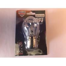 """Лампа """"ГРУША"""" 12V 35/35W  , JWBP , Тайвань"""