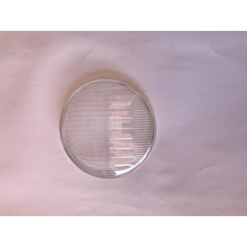 Стекло фары круглое