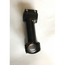 Вынос алюминиевый ,для руля ,длина 100 мм ,диаметр 31.8 ,черная