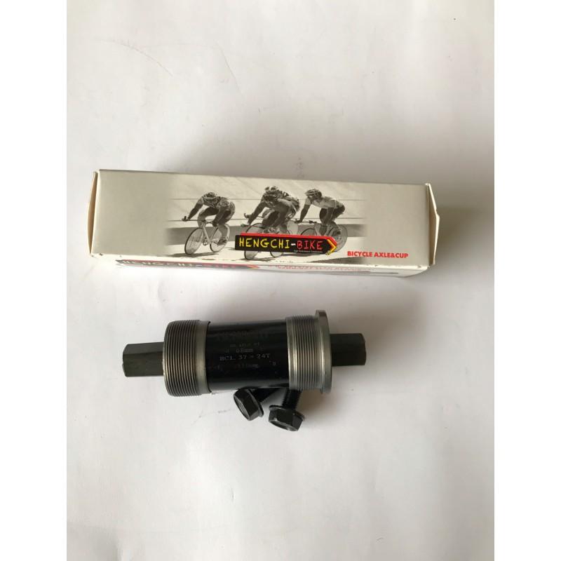 Каретка для среднего хода (картридж) HENGCHI-BIKE ,размер 117 мм