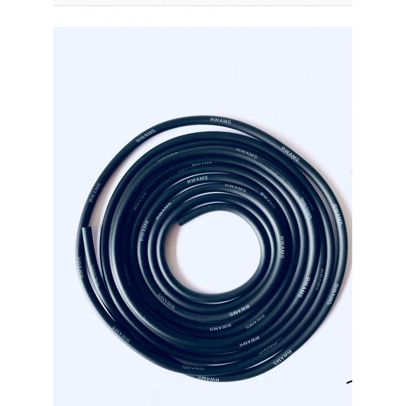 Шланг резиновый , 5 метир , черный