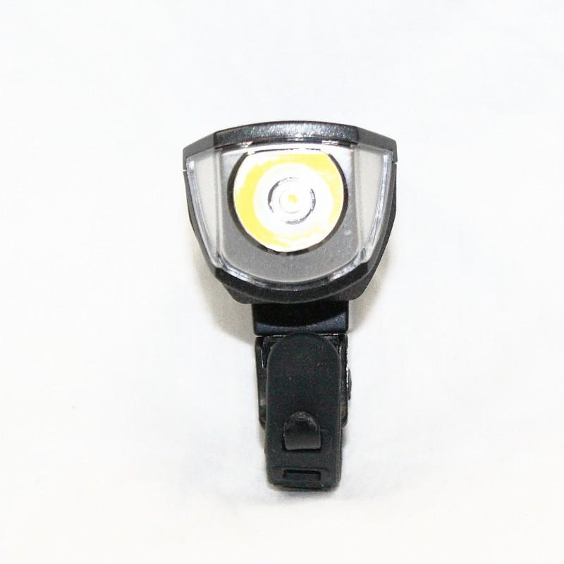 Фара с зарядкой под USB  c индикатором , модель 3588 (GA-22) , черный