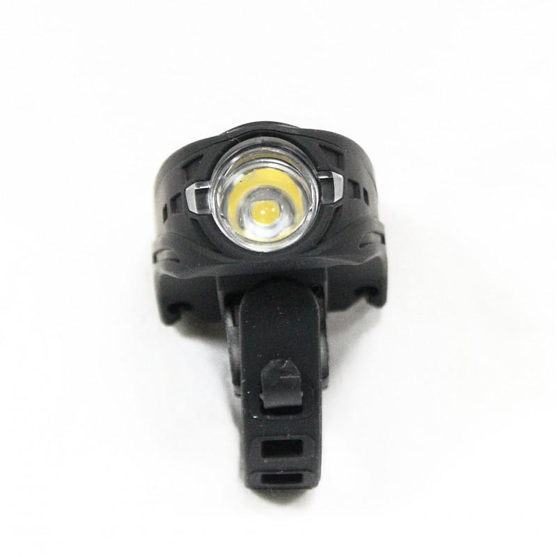 Фара с зарядкой под USB  , модель MX-026 (GA-23) , черный