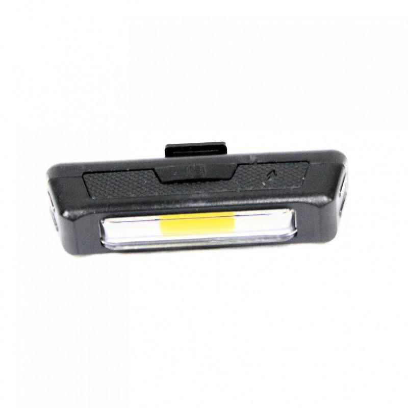Мигалка задняя с зарядкой под USB ,модель COMET 2261 (GA-56) , красный/зеленый/синий