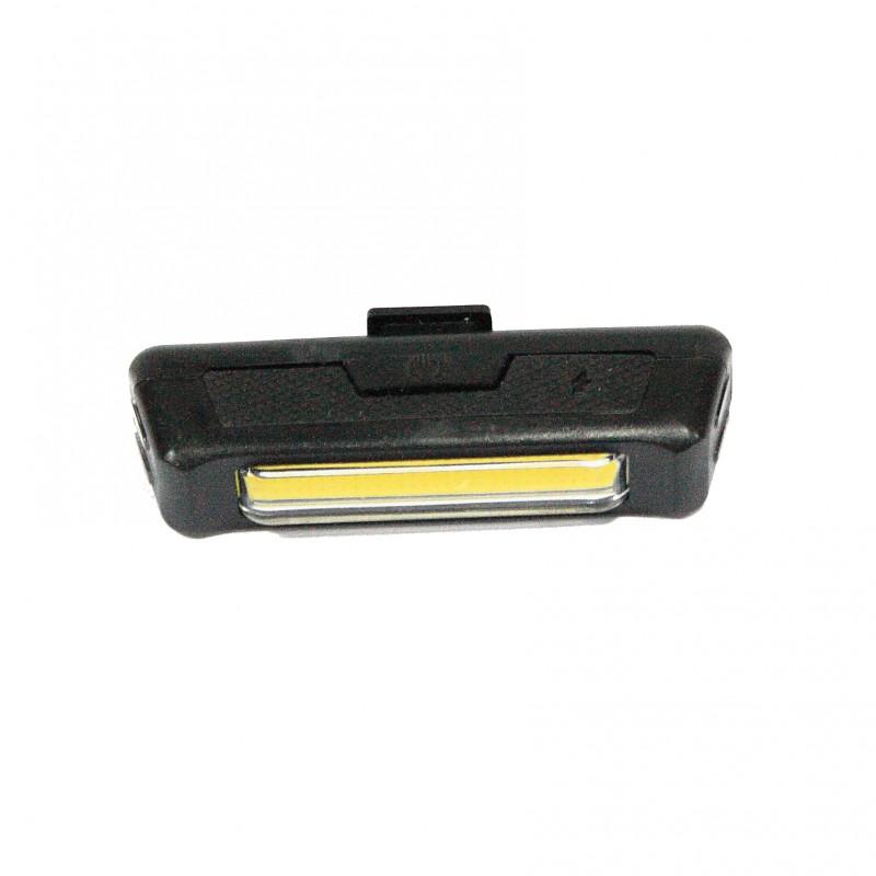 Мигалка задняя с зарядкой под USB ,модель COMET 2261 (GA-56-1/GA-56-2) , красный/белый , красный/синий