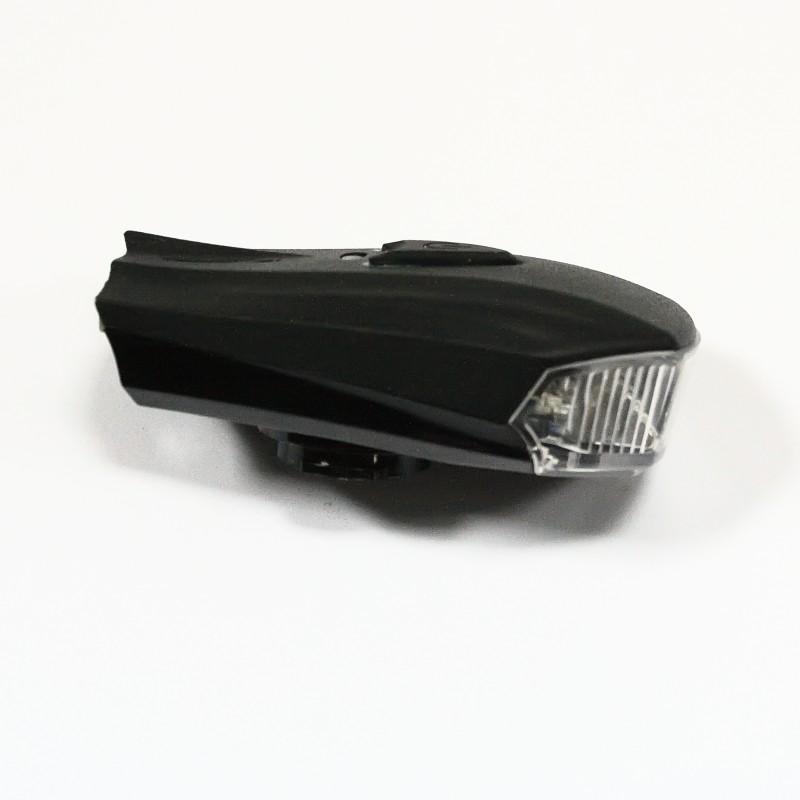 Фара с зарядкой под USB  c индикатором , модель MK-350 (GA-26) , белый/жёлтый свет